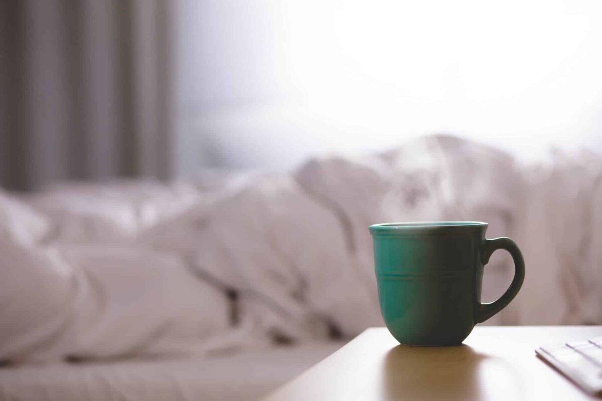 café lit sommeil