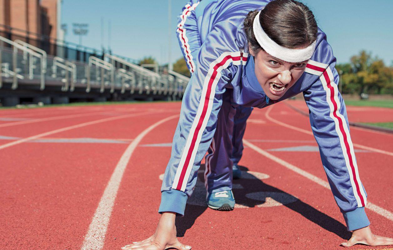 femme athlétisme