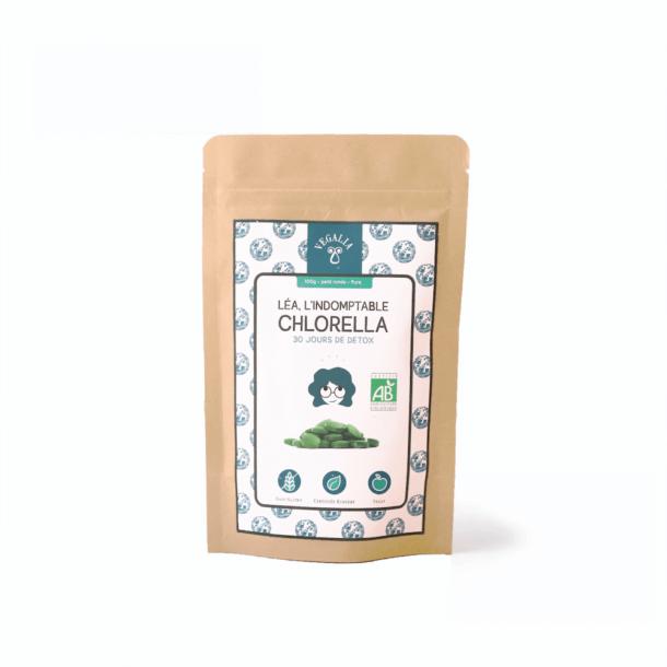 chlorella-comprimés