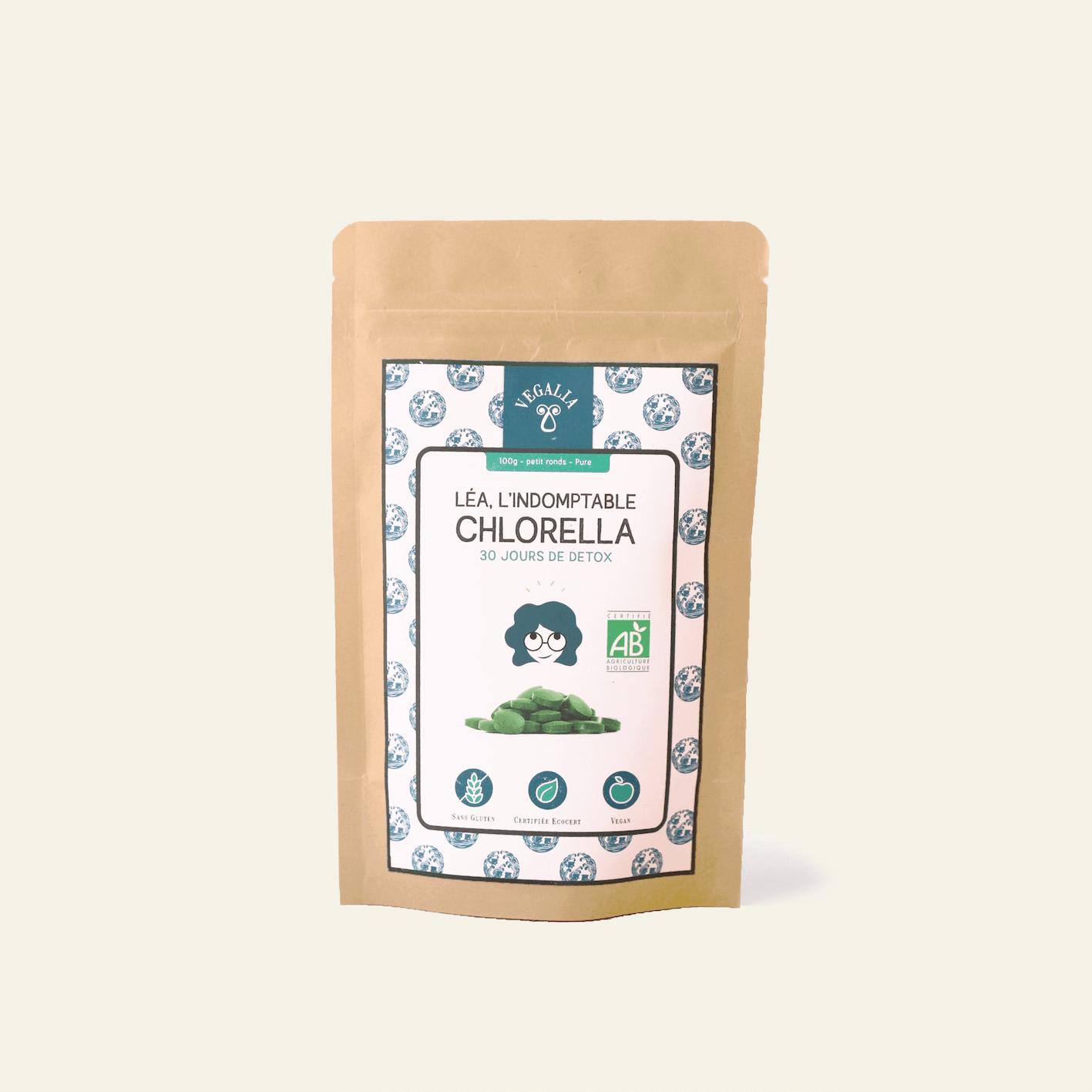 chlorella-en-comprimés