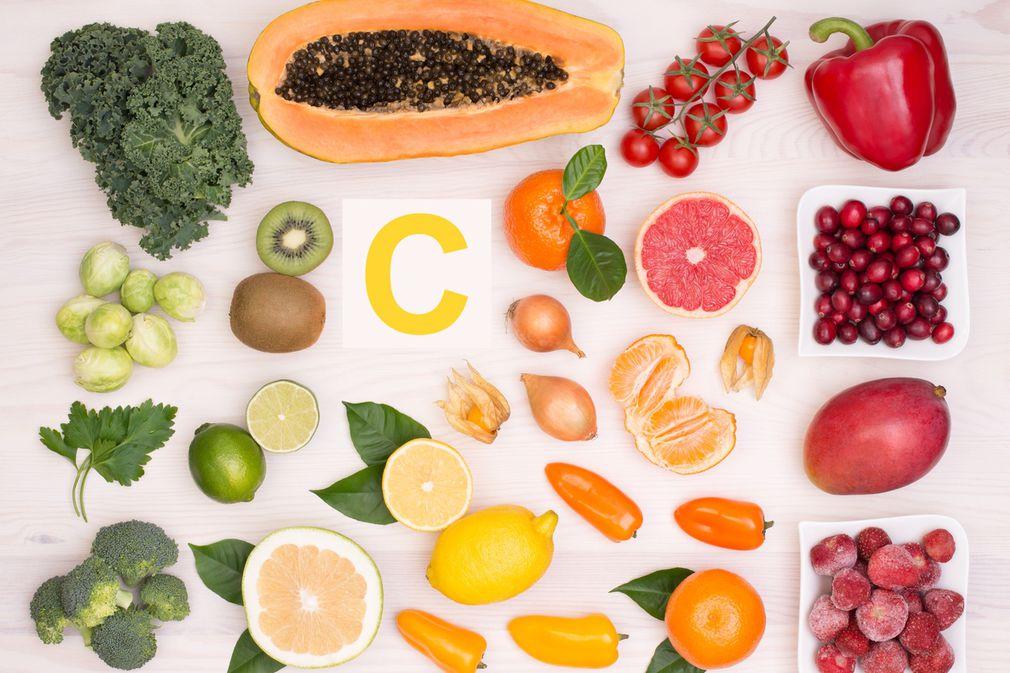 aliments riches en vitamine cheveux