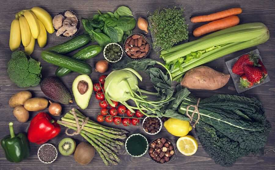 Aliments alcalins